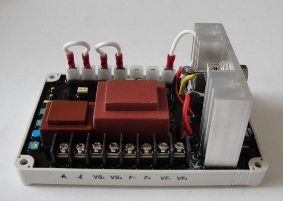 Diesel Generator Part AVR EA15A Universal Automatic Voltage Regulator avr ea15a generator auto voltage regulator