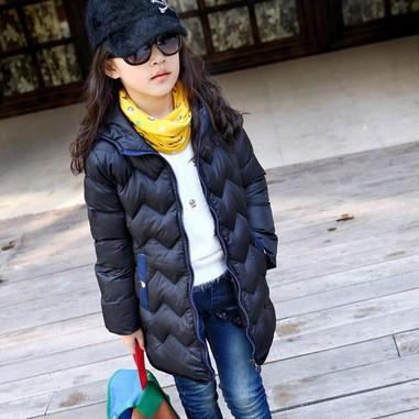 Пуховики и парки из Китая