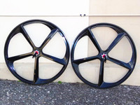 EMS Free Shipping Quickly Reach Global Sales Of Magnesium Alloy Wheels Mountain Bike Wheels