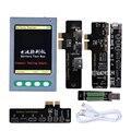 Новый профессиональный W28 тестер батареи для мобильного телефона чистая плата активации USB кабель для передачи данных Тестер батарея прове...