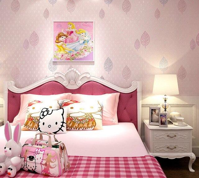 simple acogedor rosa azul hoja del rbol de papel tapiz para paredes d en relieve