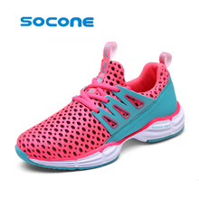 stroll trainers sports activities sneakers ladies ladies woman breathable mesh athletic sneakers eu dimension 36-44 Free Shipping