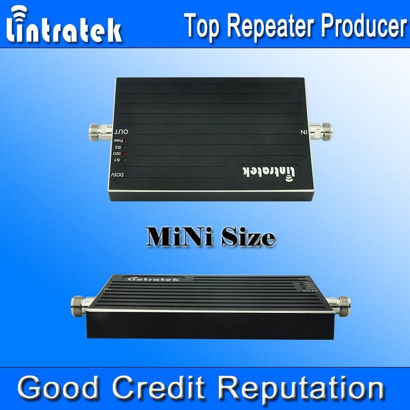 Répéteur de Signal Lintratek 900 1800 amplificateur de Signal 2G + 4G LTE amplificateur de Signal GSM 900 1800 mhz amplificateur de Signal double bande Kit complet #50 - 4