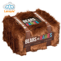 Lensple 1 Set Genuine Bears Vs Babies Novelty Card Game From The Creators Of Exploding Kittens
