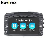 Navivox 9 2 Din Car Radio Android 7 1 1 Quad Core Car Navigation DVD Player