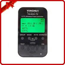 Yongnuo YN-622C TX YN622C-TX E-TTL Беспроводная Вспышка Контроллер Ttansmitter для YN-622C Вспышка Триггера