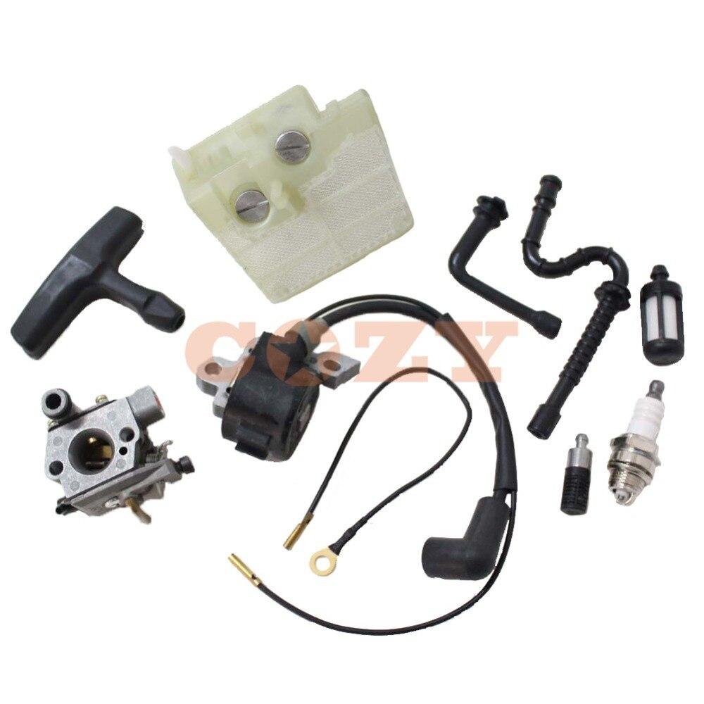 air filter für Stihl 024 MS240 MS 240 Luft-Filter Stoff