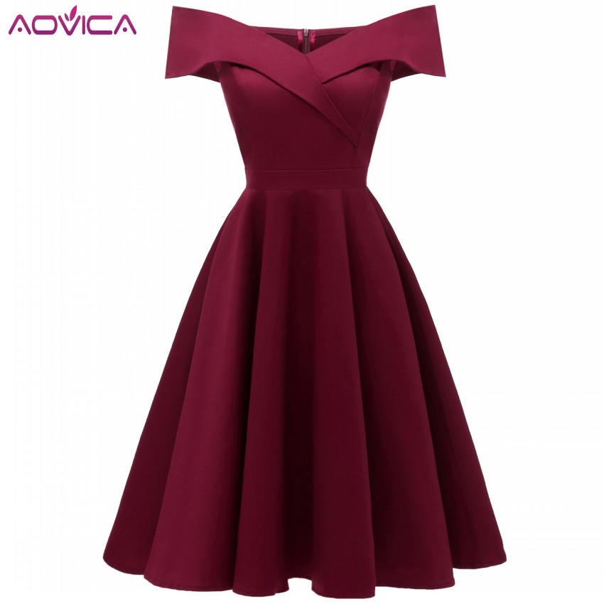 64e3a9fe94a9 Buy dresses vintage 50s and get free shipping on AliExpress.com