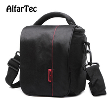 DL-B207 SLR Camera Waterproof Bags Digital Video Bags With Multi-functional Messenger Bags Outdoor Activity SONY Nikon Canon