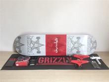 Complete Skateboard Set Chocolate Deck & Wheels Union Trucks Element Muska Bearings with Riser pads Skateboard Tools & Hardware
