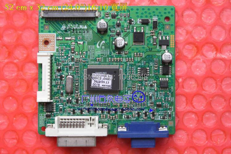 ФОТО Free Shipping>Original 100% Tested Work Driver Board BN91-03005T BN41-01046B Mainboard