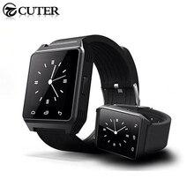Neue M28 Bluetooth Smart Uhr Smartwatches mit SMS Erinnert Passometer Anti Verloren Telefon Uhr Schwarz