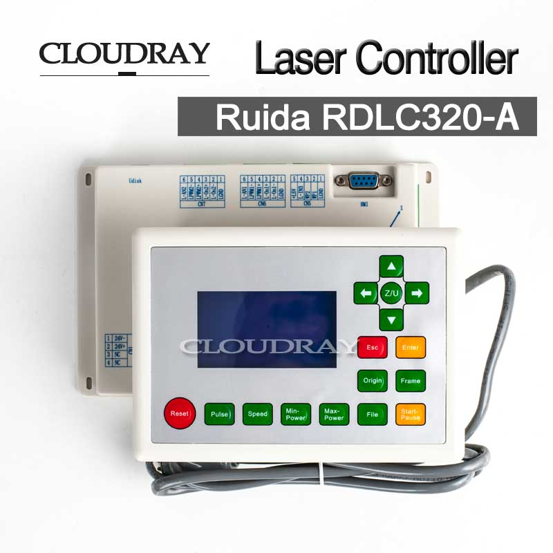 Co2 Laser DSP Controller for Laser Engraving and Cutting Machine RD320 320 CE RoSH Certificate RDLC320-A