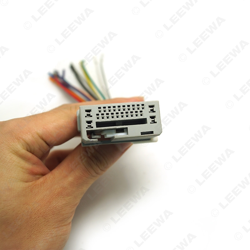 Leewa Car Audio Stereo Wiring Harness For Honda Odysseypilotridgeline Pluging Into Oem Factory Radio Cd Ca2534in Cables Adapters Sockets From: Is Honda Pilot Stereo Wiring Harness At Satuska.co