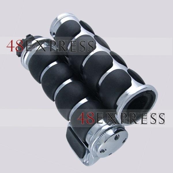 "1X 1""/25mm Throttle Assist Handlebar Grip fit for Harley Chopper Suzuki etc."