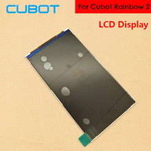 For Cubot Rainbow 2 LCD Display+Tools 100% Original Digitizer Assembly screenReplacement Accessories For Phone