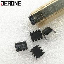 2ชิ้นNE5534N Op Ampดีกว่าBig S Ne5534n Op Amp Made In ThailandสำหรับAudiophile Diy