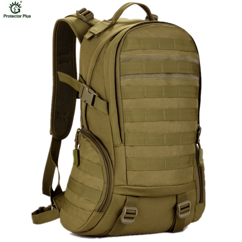 Outdoor Military Army Tactical Molle Backpack Camping Hiking Trekking Sport Camouflage Bag Large Travel Backpack цена