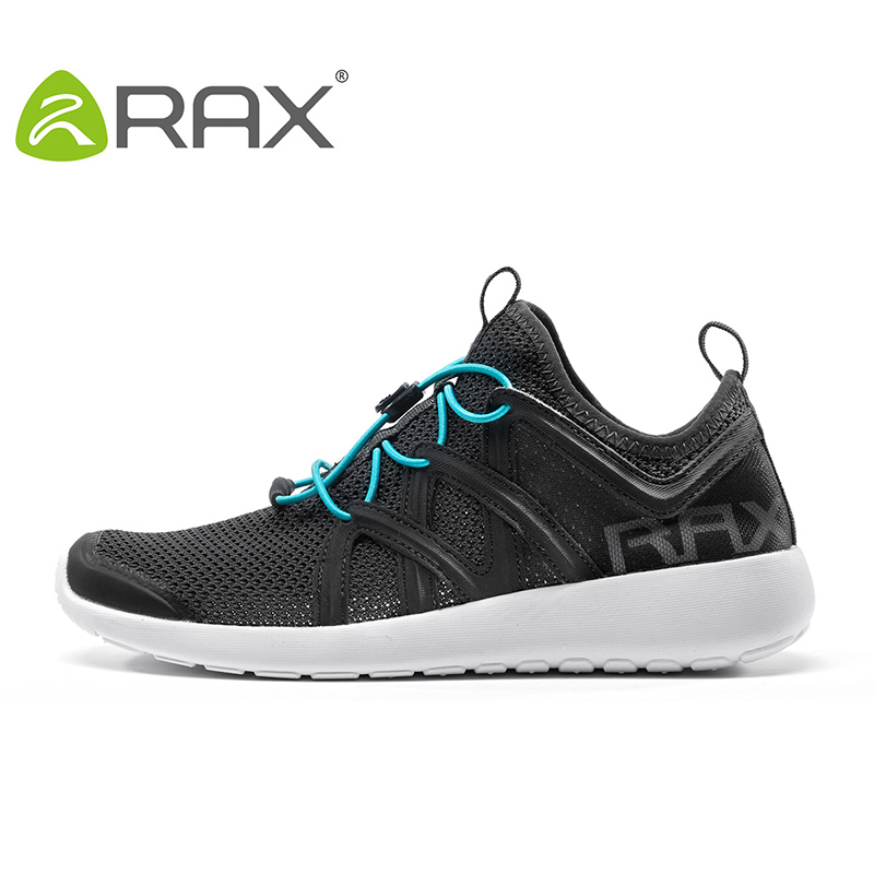 RAX New Women Running Shoes Breathable Sport Shoes For Women Outdoor Sports Sneakers Cushioning Mesh Camping Walking Shoes