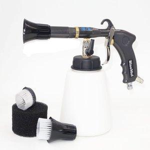 Image 5 - Z 020 الجيل الجديد 2 تورنادو الأسود عالية الجودة قوة كبيرة دائم تورنادو بندقية ل آلة غسل سيارات (1 مجموعة كاملة كاملة)