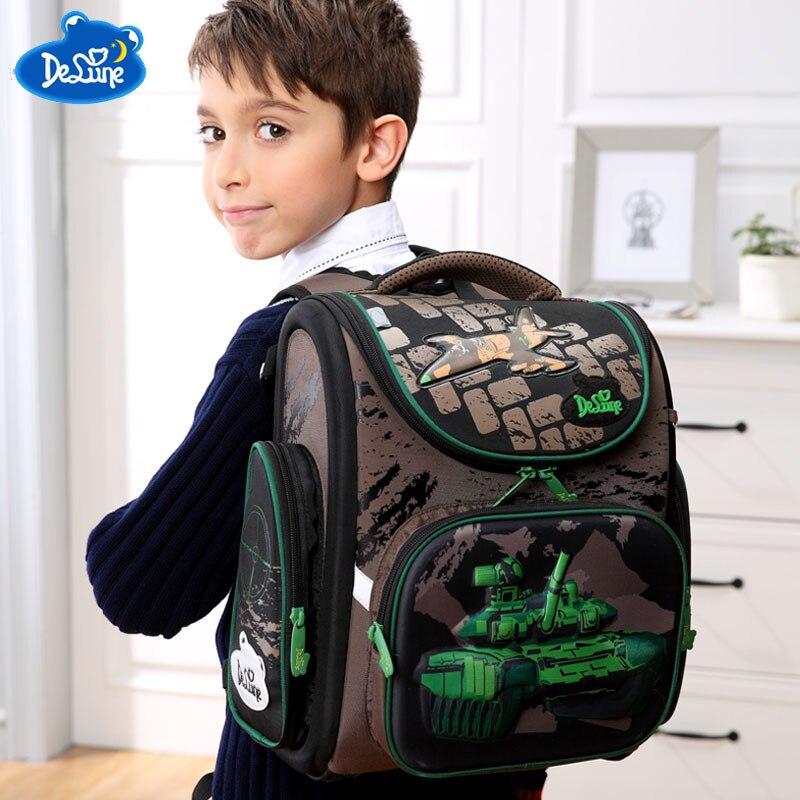 2019 School Backpacks Boys girls Waterproof Orthopedic school bags Child Book Bag cartoon School Bags Kids