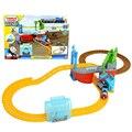 Оригинальные Томас И Его Друзья Железнодорожных Поездов Акула Транспорта Deluxe Suite Развивающие Игрушки Лучший Подарок На День Рождения Для Детей