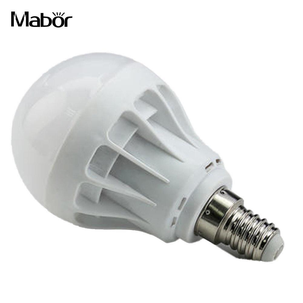 LED Smart Bulb E27 5W 220V Light Emergency Lighting Lamp Flashlight SMD 5730