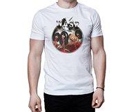 W.a.s.p. Rare empalado cabezas cartel-heavy metal, glam metal, velocidad metal, choque Rock orgullo de la criatura Camisas