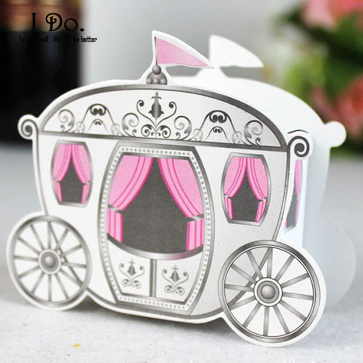 Online Buy Wholesale enchanted carriage favor boxes from China
