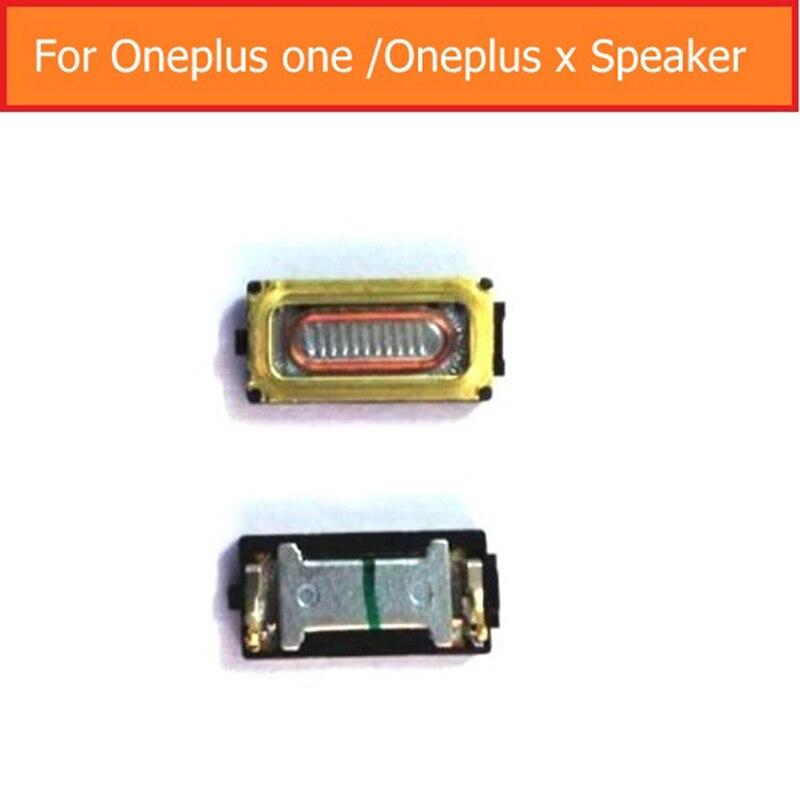 Retail 100% Genuine Earpiece Speaker For Oneplus One A0001 Ear Speaker For Oneplus X E1001 Speaker Receiver Replacement Parts