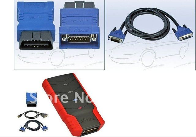 X-VCI For FORD VCM OEM scan tool Free Shipping By DHL