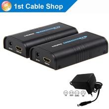 LKV373A передатчик или приемник до 120 м HDMI удлинитель по cat5e/6 кабель TCP/IP совместимый с одним TX к N RX поддерживается