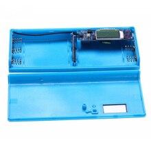 5×18650 DIY Portable Battery Power Bank Shell Case Box LCD Display Dual USB Powerbank Box  DIY KIT Powerbank 18650