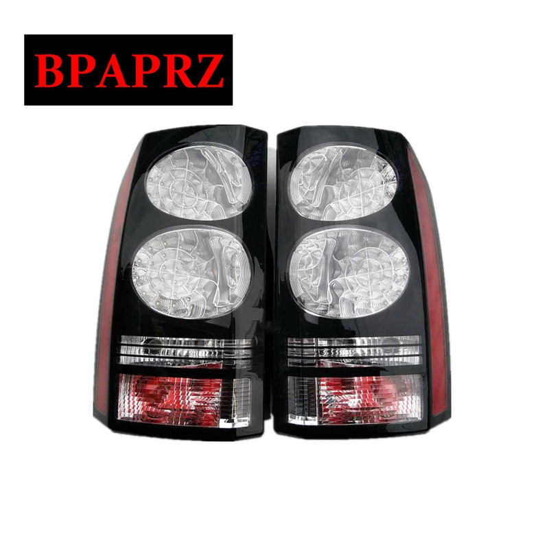 OE PARTLR052397 Car Change Of The Latest Taillights Discovery 4 Land Rover2010-2016 Rear Brake Light Rear Turn Lamp Black Bottom