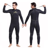 Профессиональный 5 мм неопрена Спорт гидрокостюм Для мужчин с длинным рукавом неопрена Surf спортивный топ для дайвинга Серфинг Утепленная о