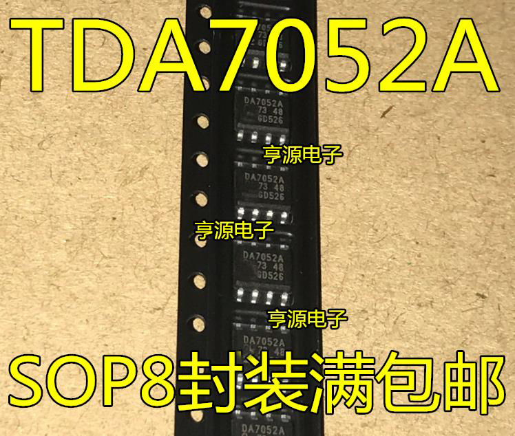 1pcs/lot TDA7052A TDA7052A TDA7052 TDA7052AT/N2 SOP-8