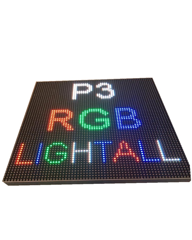 Light weight can be a single hand saving installation time Indoor P3mm 64*64dots 32s 576*576mm Full Color video beam DisplayLight weight can be a single hand saving installation time Indoor P3mm 64*64dots 32s 576*576mm Full Color video beam Display