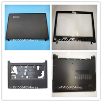 New Original laptop Lenovo ideapad 110 14ISK TianYi 310 14ISK LCD Rear/lcd Bezel/Palmrest/Base Bottom Cover case 5CB0L82883