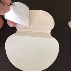 Efero 50/100 шт подмышек колодки Лето подмышечные подушечки антипот дезодорант одноразовые подмышки впитывающие прокладки для тела