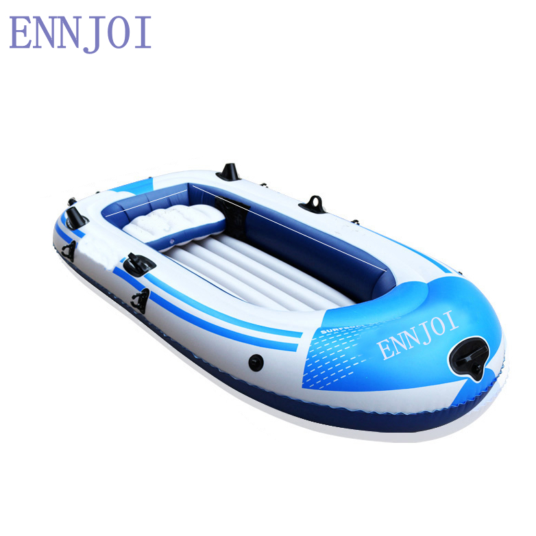 Outdoor Water Rowing Boat Sleeping Bed Swimming Floating Row Lounger Inflatable Beach Air Mattress Rowing Boat 230*115CM giant pool float inflatable watermelo lazy air mattress bed swim ring feamle floating row water fun toy swimming laps