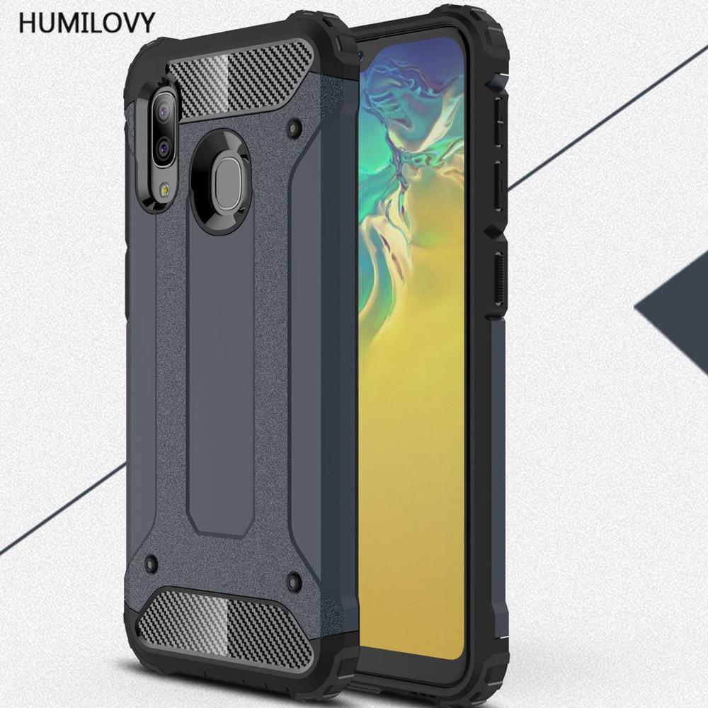 For Samsung Galaxy A20e Case Shockproof Armor Rubber Hard PC Phone Cases For Samsung A20e A202F A202 SM-A202F A20e 2019 Cover