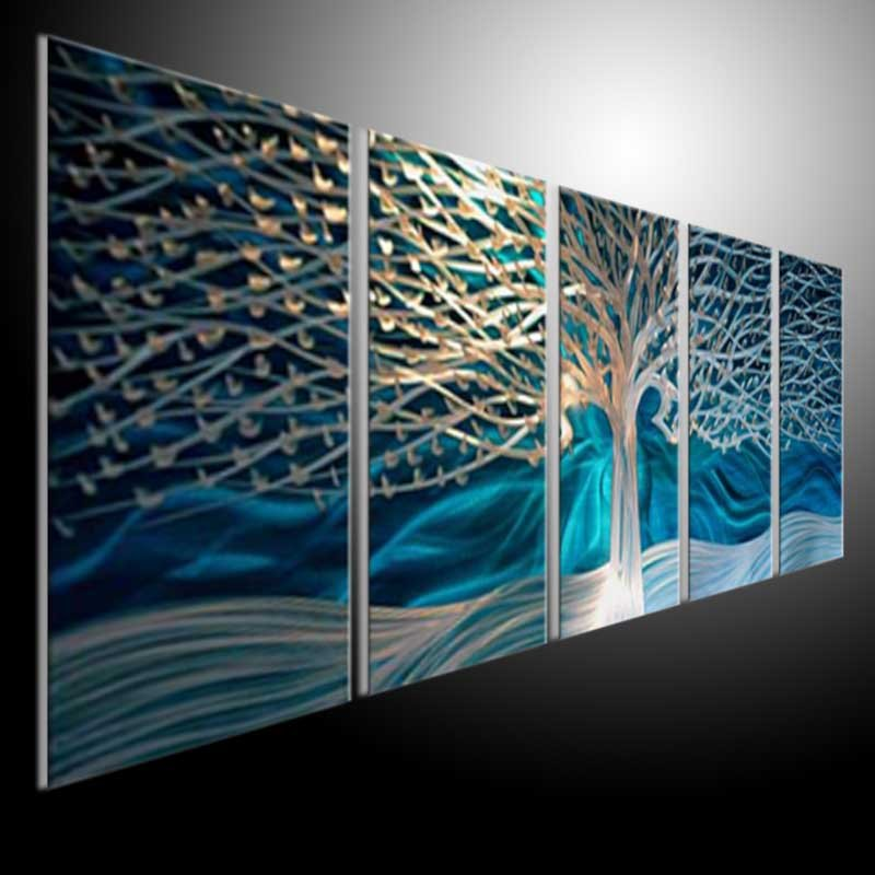 Artwork metal wall art painting abstract wall artwork contemporary wall decor metal sculpture Home decor wall art contemporary