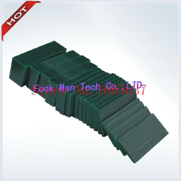 Green Sheet Wax for jewelry engraving Molds  Different Thickness
