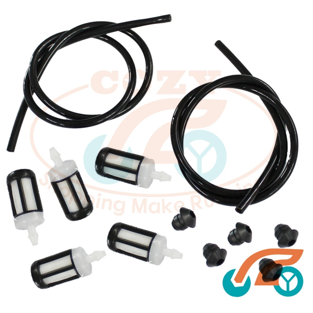 Grommet Fuel Line fuel filter for Stihl Trimmer FS80 FS36 FS85 FS106 HT70  KM85 FS76 FS74 FH75 SR400 SR320 SR420 HS85-in Lawn Mower from Tools on ...