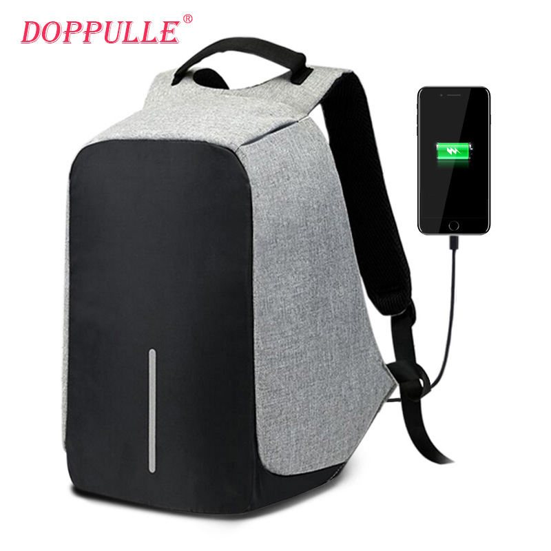 Doppulle Anti Theft Bobby Bag Security Backpack Travel
