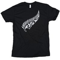 New Zealand Maori Fern T Shirts 100 Cotton Short Sleeve O Neck Tops Tee Shirts T