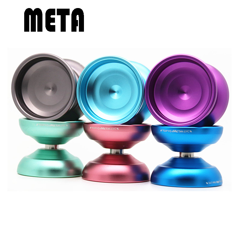 TOPYO Lorenzyo Cubing META YOYO professional yo - yo Competition Professional yoyo for pleayer 2018 New arrive new arrive magicyoyo stealth yoyo magical m04 metal professional yo yo athletic competition diabolo free shipping