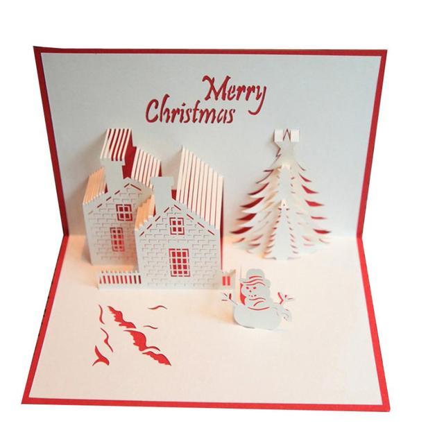 2017 new b merry christmas 3d cards wedding lover happy birthday 2017 new b merry christmas 3d cards wedding lover happy birthday anniversary greeting cards a821 m4hsunfo