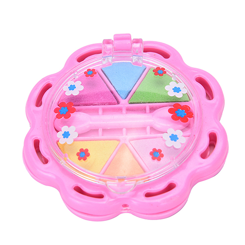 Girl Kids Party Performances Dressing Box Toys For Children Makeup Cosmetics Playsets Chilren Birthday Halloween Gifts