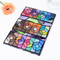 2016 New 108 Full Colors Shimmer Makeup Eye Shadow Palette Mixed Color Professional Comestic Make up Wet Eye Shadow Set